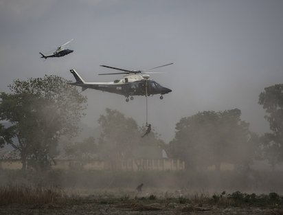 Herdsmen attacks: Army, DSS, Police on aerial surveillance in Delta===has been published on Vanguard News - https://t.co/zMO31hJ2hf