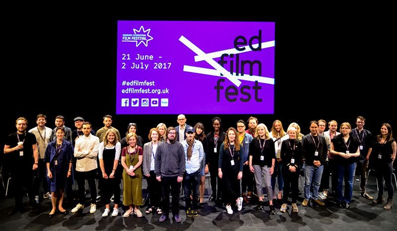 📢 Apply to 2018's @eiffindustry Talent Lab: a fantastic opportunity for emerging filmmakers taking place during this year's @edfilmfest https://t.co/YXCIWgPbo3 🎥 Deadline: 12pm on Monday 30 April