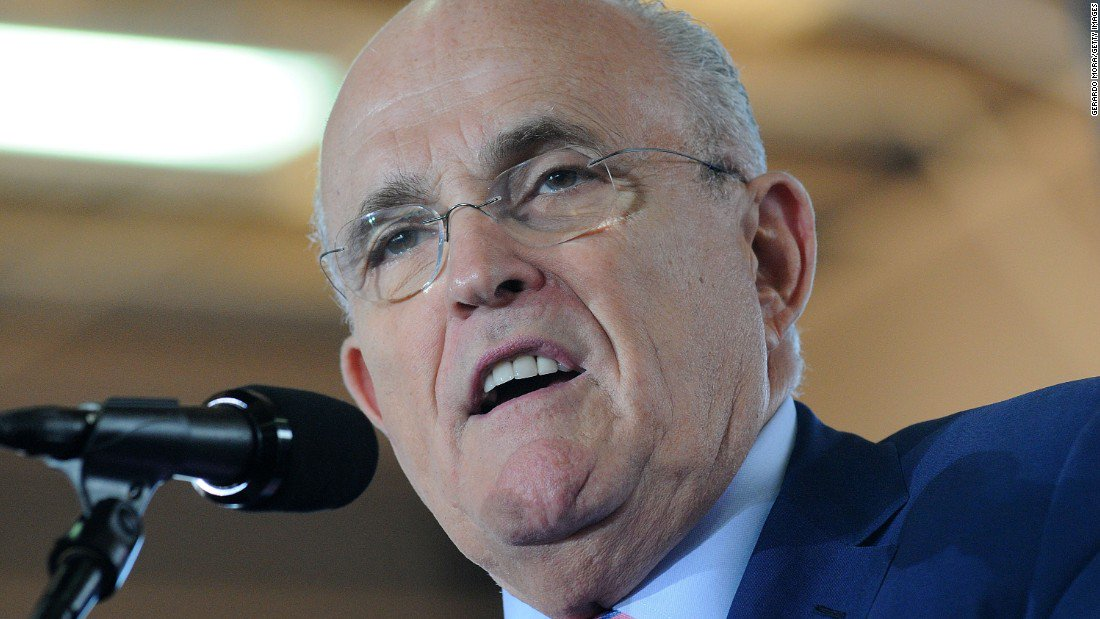 JUST IN: President Trump's personal lawyer Jay Sekulow has announced that Rudy Giuliani is joining the President's personal legal team https://t.co/HA1CvlAhL9