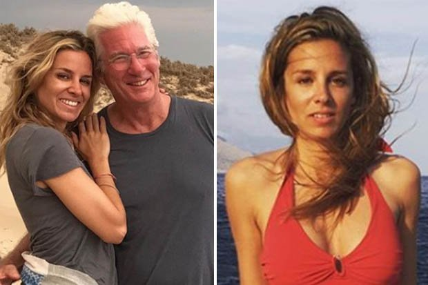 Meet Richard Gere's SIZZLING new Spanish wife – 33 years his junior https://t.co/aIA2g9nHkK