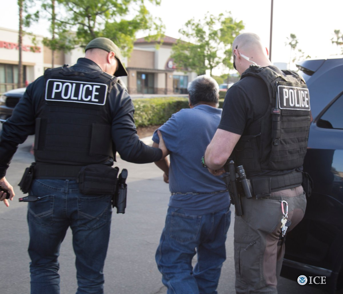 ICE arrests 33 with history of human rights violation across the US during Operation No Safe Haven IV https://t.co/AdSlx1lDW0