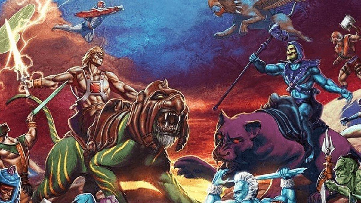 """He-Man"" anuncia dupla de diretores e trio de produtores http://bit.ly/2qLgG2t #AaronNee #AdamNee #DavidGoyer #DeVonFraklin #HeManEOsDefensoresDoUniverso #JasonBlumenthal #Mattel #SonyPictures #SteveTisch #ToddBlack"