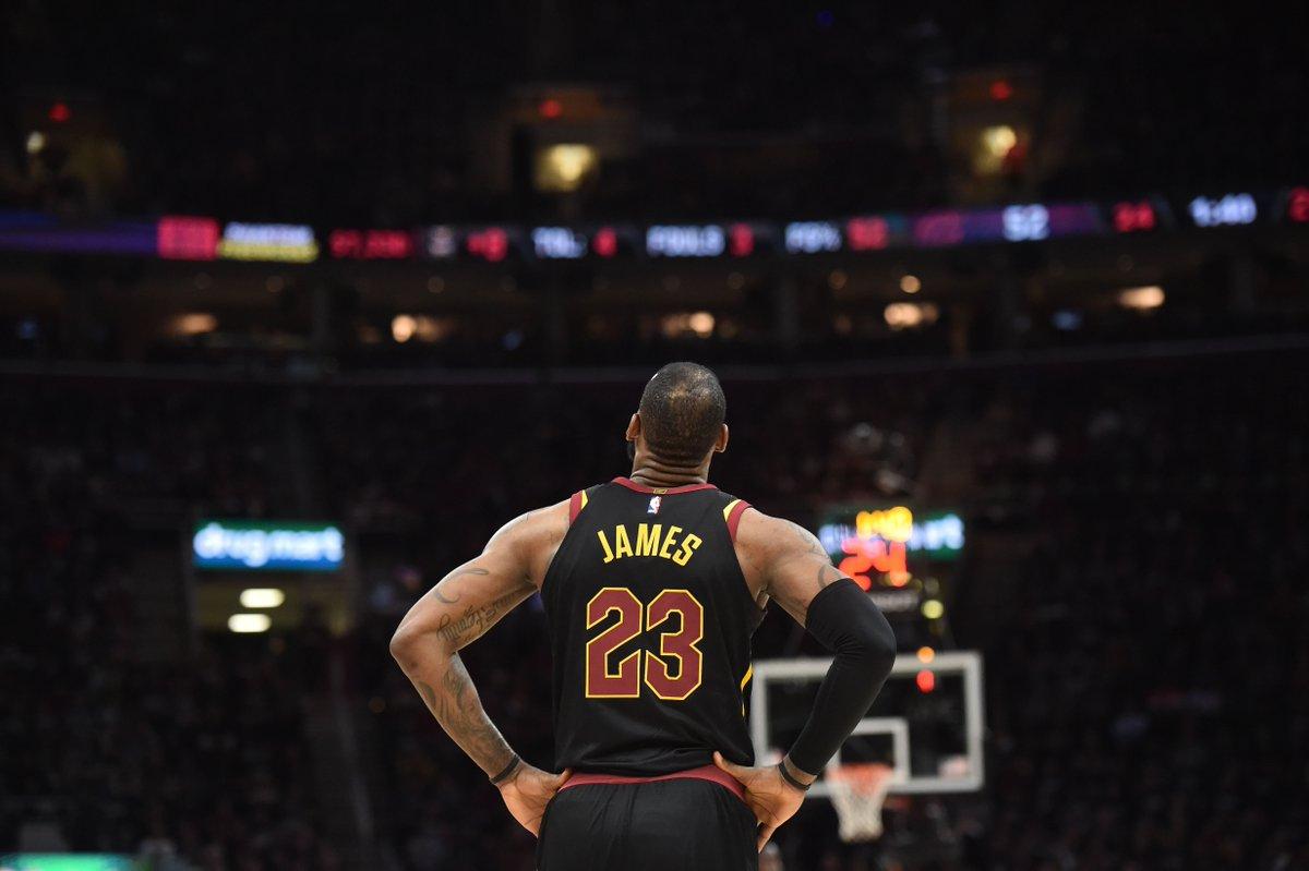 40-point playoff games: LeBron - 20 Kobe...