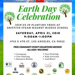 @CSSDLA is proud to join the #EarthDay Celebration and Resource Fair hosted by @HildaSolis this Saturday, April 21st! We will be on site providing helpful information on our #FREE services. #SupportLA #LACounty #EarthDay2018 #EarthDayLA 🌎✨