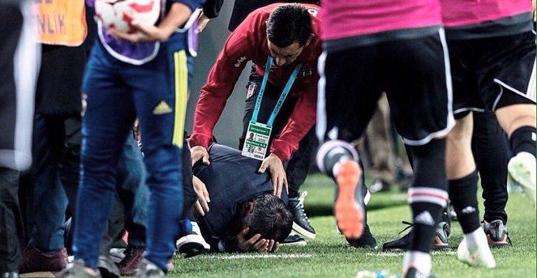 Derbi Besiktas-Fenerbahçe se suspende tr...