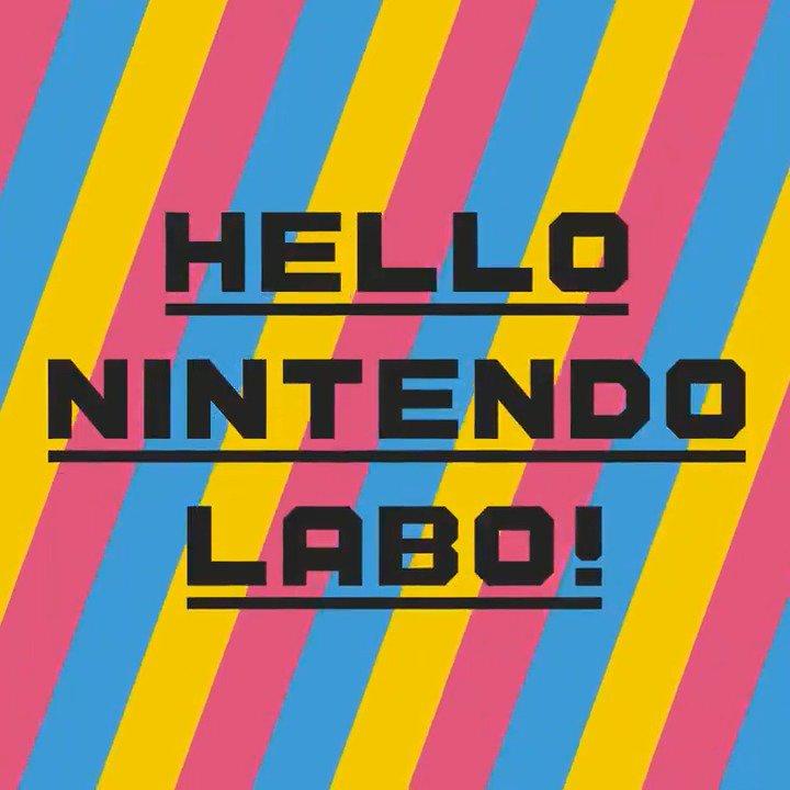 任天堂株式会社's photo on Nintendo Labo