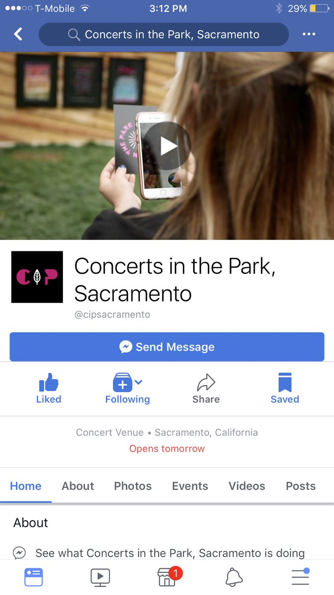 #On @facebook ? Be sure to follow @CIPSacramento Love you #Sacramento #California #music You can follow on @Twitter and @instagram as well!!<br>http://pic.twitter.com/0sVFBU1KpT