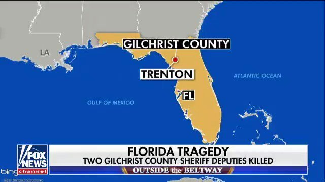 Two Florida deputies killed in apparent ambush at restaurant https://t.co/aKh7dmzUvU https://t.co/ZavEhCP6ry