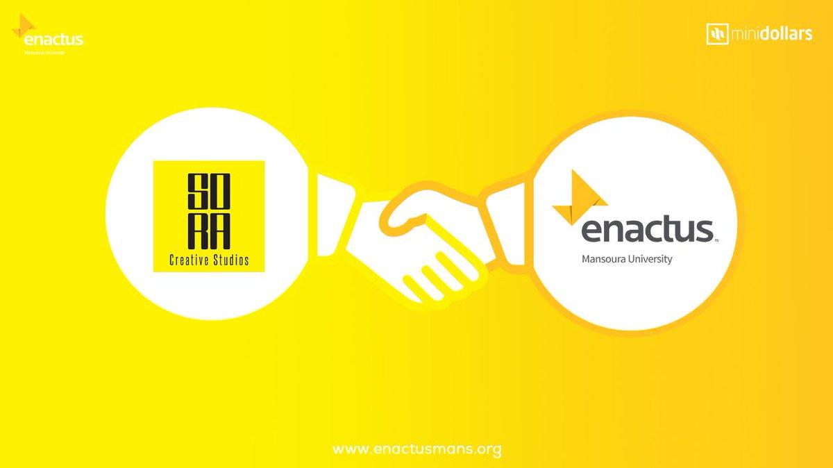 No doubt you have heard about Sora studio, now it&#39;s one of our sponsors in Minidollars final competition!   FB/ https://www. facebook.com/SoraTheStudio/  &nbsp;    #enactus #enactusmans #business #entrepreneur #MiniDollars #ClassOf2018<br>http://pic.twitter.com/VpkFnpxuww