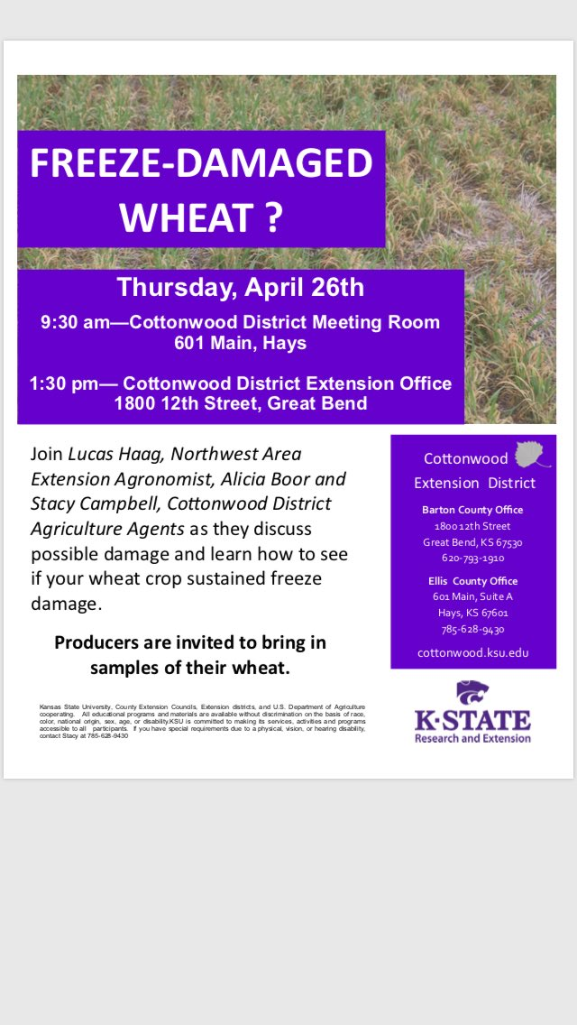 Great Bend Coop Seed On Twitter A Meeting You Probably Dk T Want To Miss Ksre 'great bend coop assn.' analysis. twitter