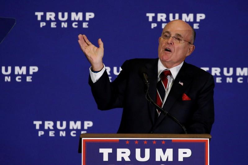 Former New York Mayor Giuliani to join Trump legal team https://t.co/IUJWAWnewe https://t.co/UcuzqA6h50