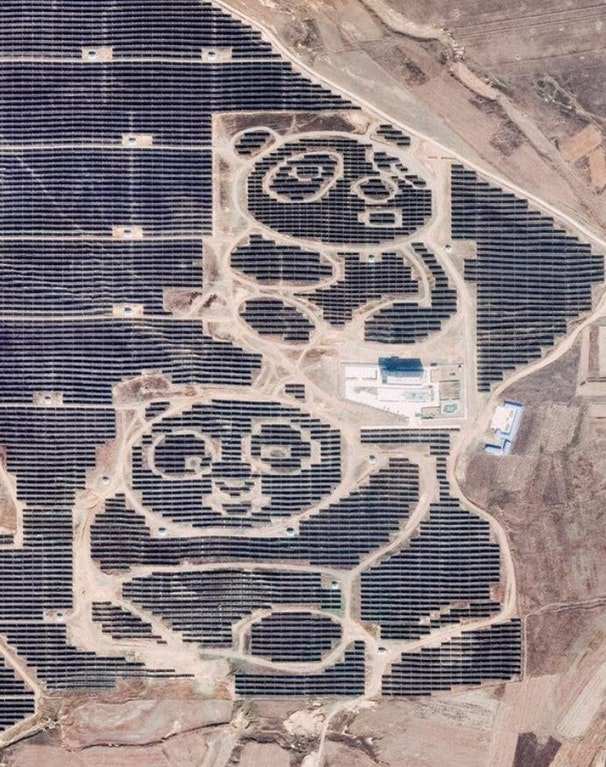 The Solar Pandas in #Datong in #China are probably the best advertisement the solar power industry could&#39;ve wished for. #USA needs to counter that move by building a giant American Solar Eagle. I want to see a solar arms race between USA and China. Source:  https:// buff.ly/2qLrjS5  &nbsp;   <br>http://pic.twitter.com/PzVsyx8dJo
