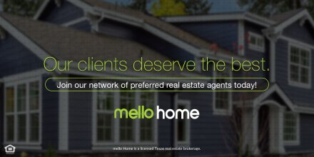 Real Estate Agents: Looking for referrals, not leads? Learn more—or apply to join—here:  https:// mellohome.com/agents  &nbsp;   #realestateagent <br>http://pic.twitter.com/1GTTnynSXg