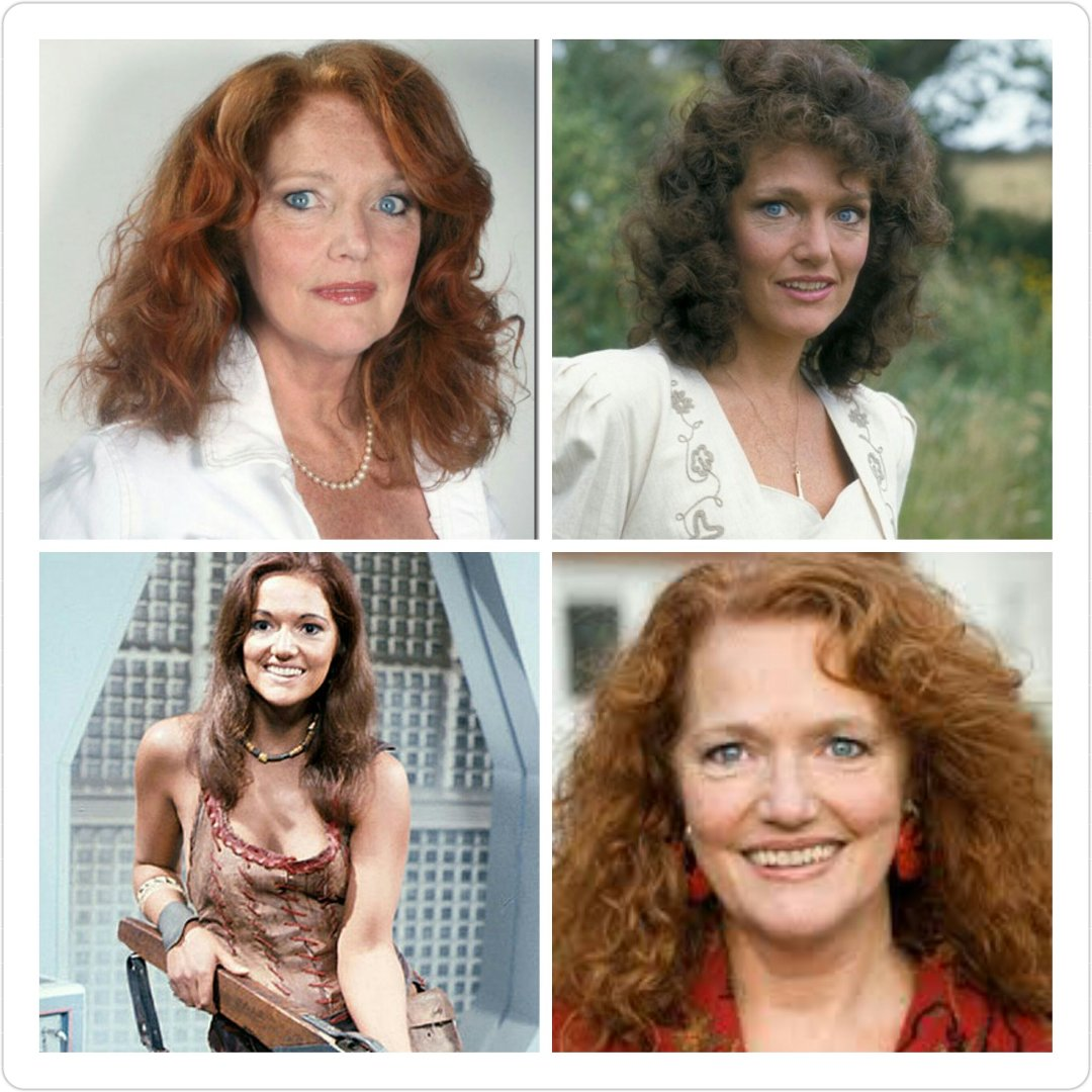 Louise Jameson is 67 today, Happy Birthd...