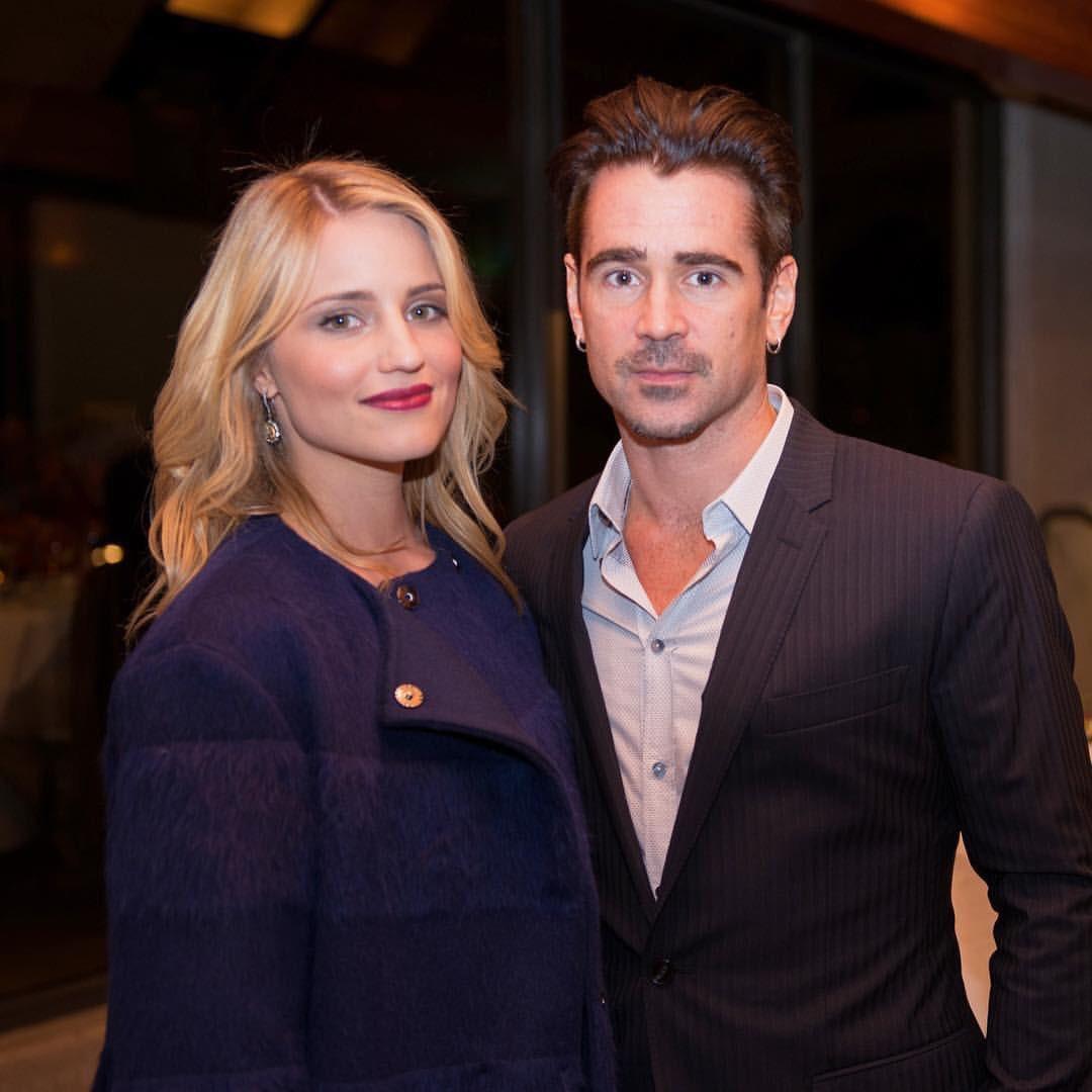 Instagram Colin Farrell nude photos 2019