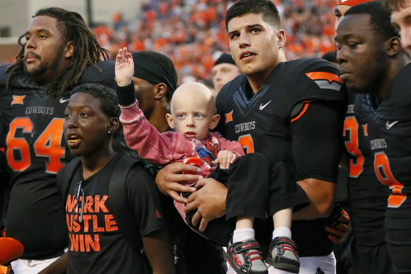 There's a lot more to NFL QB prospect Mason Rudolph than a strong right arm https://t.co/Qrwtz3W9de