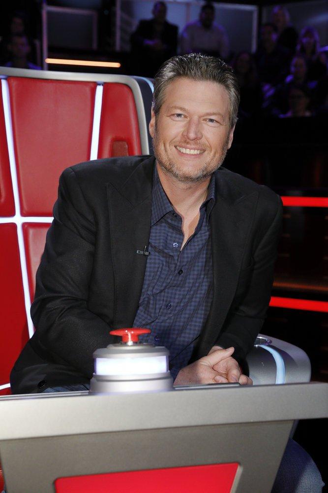 Blake Shelton's Happy To Have BFF Kelly Clarkson On 'The Voice' bit.ly/2IJ55HP  @blakeshelton #blakeshelton @NBCTheVoice #TheVoice @kelly_clarkson #KellyClarkson #TeamBlake #TeamKelly @nbc
