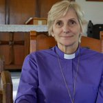 Image for the Tweet beginning: World's first female Anglican Archbishop