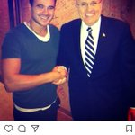 Agalarov Trumps partner got an award from Putin and met w Russia's PM Medvedev. Maybe Guiliani can explain why he knew Agalarovs son in Feb 2013. Agalarov also w Abramovich who is Putin's inner circle and close to the Trump family