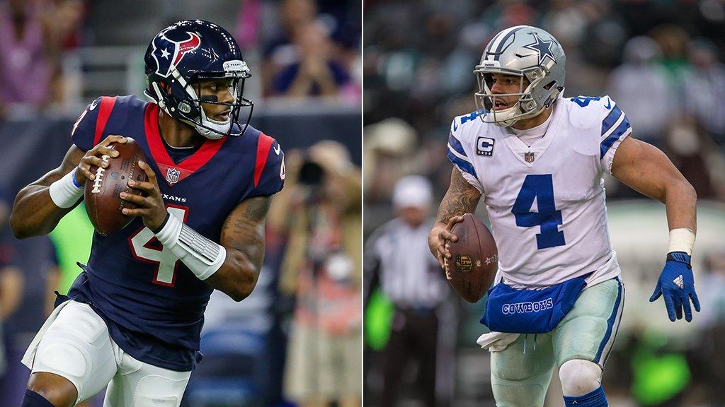 Week 5. NRG Stadium. Dallas Cowboys. Sunday Night Football.  ��: https://t.co/AimldE0EWO https://t.co/ruFBM7CoWJ