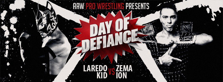 Lucha libre at its finest on 5/5 in LaSalle @Laredo_Kid vs @IAmDJZ  Tickets start at $15 at aawrestling.com