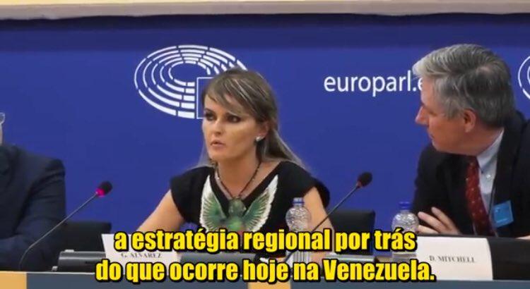 Discurso de Gloria Álvarez na União Europeia  https://t.co/RDCguNZjSF  via @YouTube