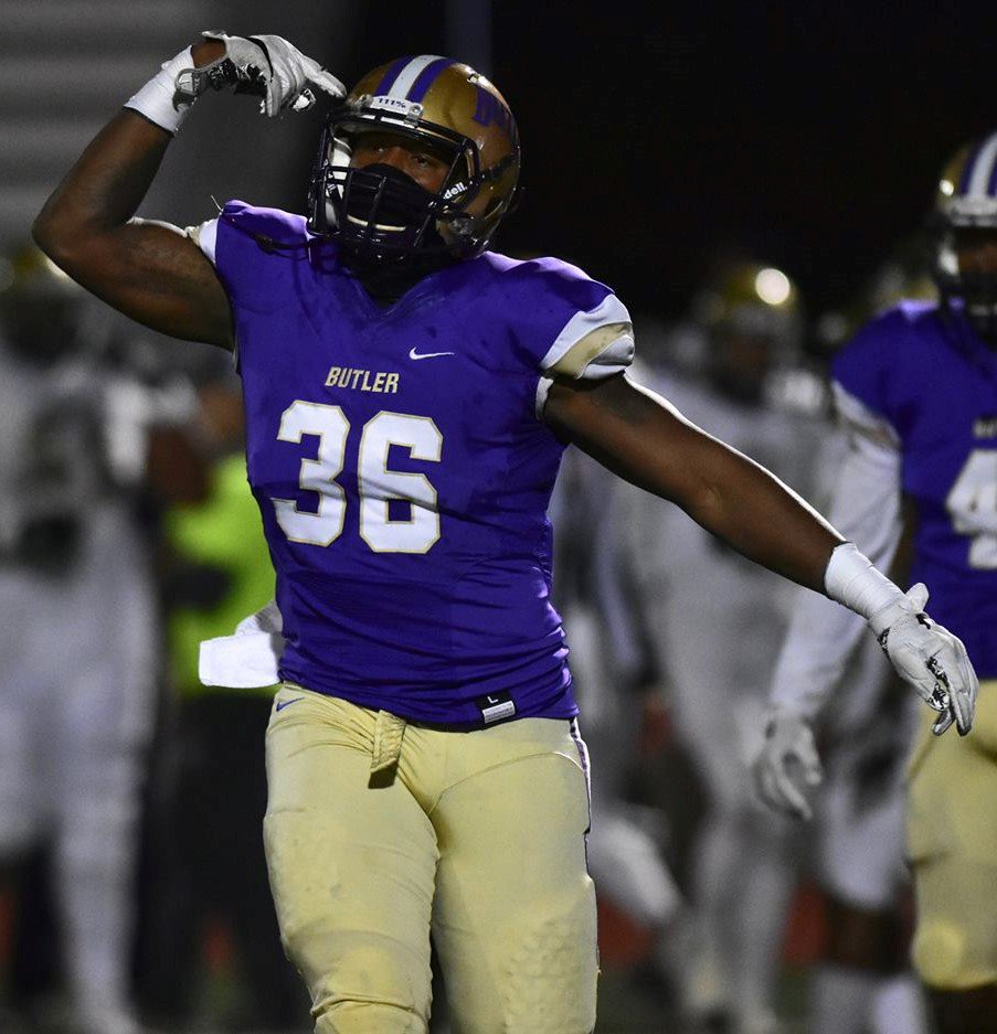 Jacoby Jones @CobyOnTop @ Butler JuCo @ButlerGrizzlyFB picks up @TCUFootball Offer @ChaosTempo