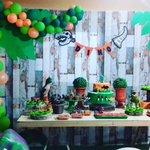 "19 Likes, 1 Comments - Zaul Borges (@zaul_baloes) on Instagram: ""Hoje tem #tbt esse e um trabalho que amo de mais, meu primeiro trabalho em arco orgânico (…"" This fantastic party idea was featured today on https://t.co/2n0L40LUCS! #partyideas #party #birthdayparty #holiday #ce…"