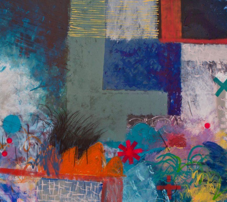 &#39;These last days of January&#39; by David Spencer #art #contemporaryart #painting #abstractart #australianart #artaviso<br>http://pic.twitter.com/FTK2yL6HEg
