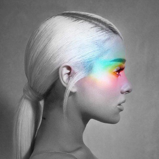 Ariana Grande Side Profile Tho