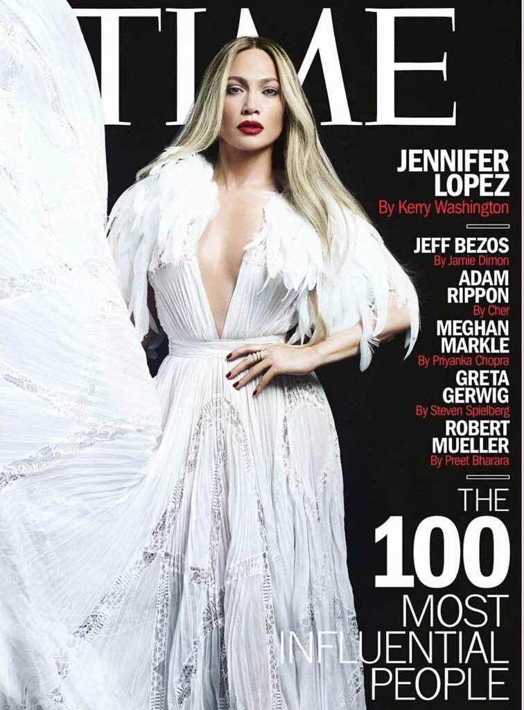 Don&#39;t push your weaknesses,play with your strengths.@JLo #quote #TIME100<br>http://pic.twitter.com/dgze2NekBp