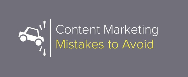 Top #ContentMarketing Mistakes:  1. Don&#39;t research on what your audience needs 2. Don&#39;t utilize the other forms of #content 3. Create lot of unuseful content 4. Not consistent on creating high quality #content 5. Always ask to contact your company at the end  #ContentStrategy <br>http://pic.twitter.com/H31C4139OQ