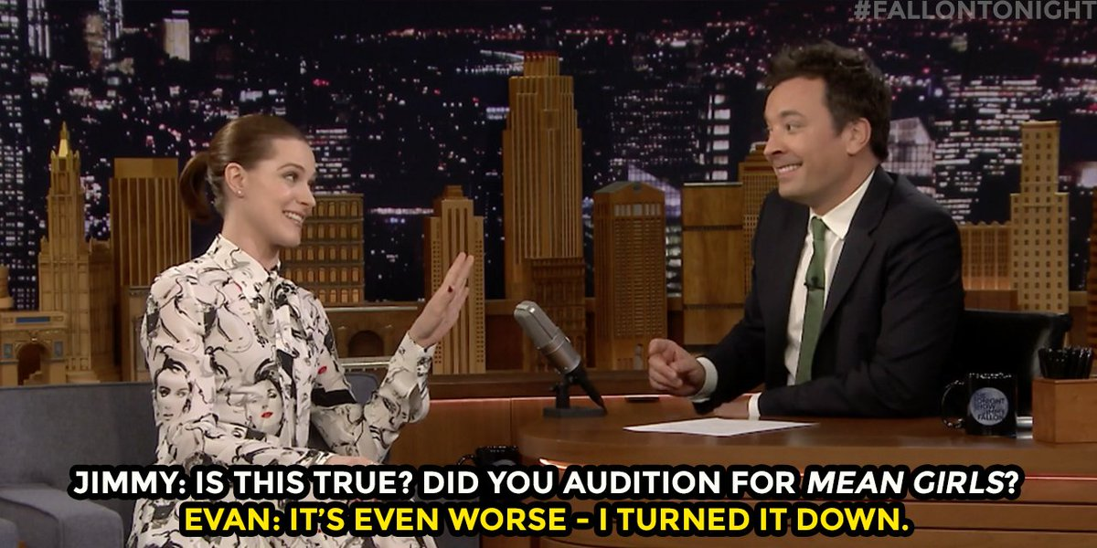 .@evanrachelwood was so close to being a...