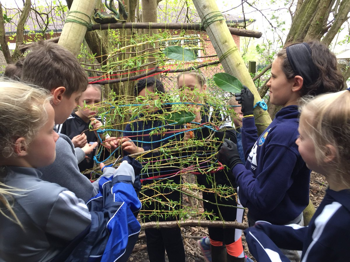 test Twitter Media - Year 5 are weaving in the woods. #gorseyfs #gorseyart @gorseyy5 https://t.co/pvuYaoGOmi