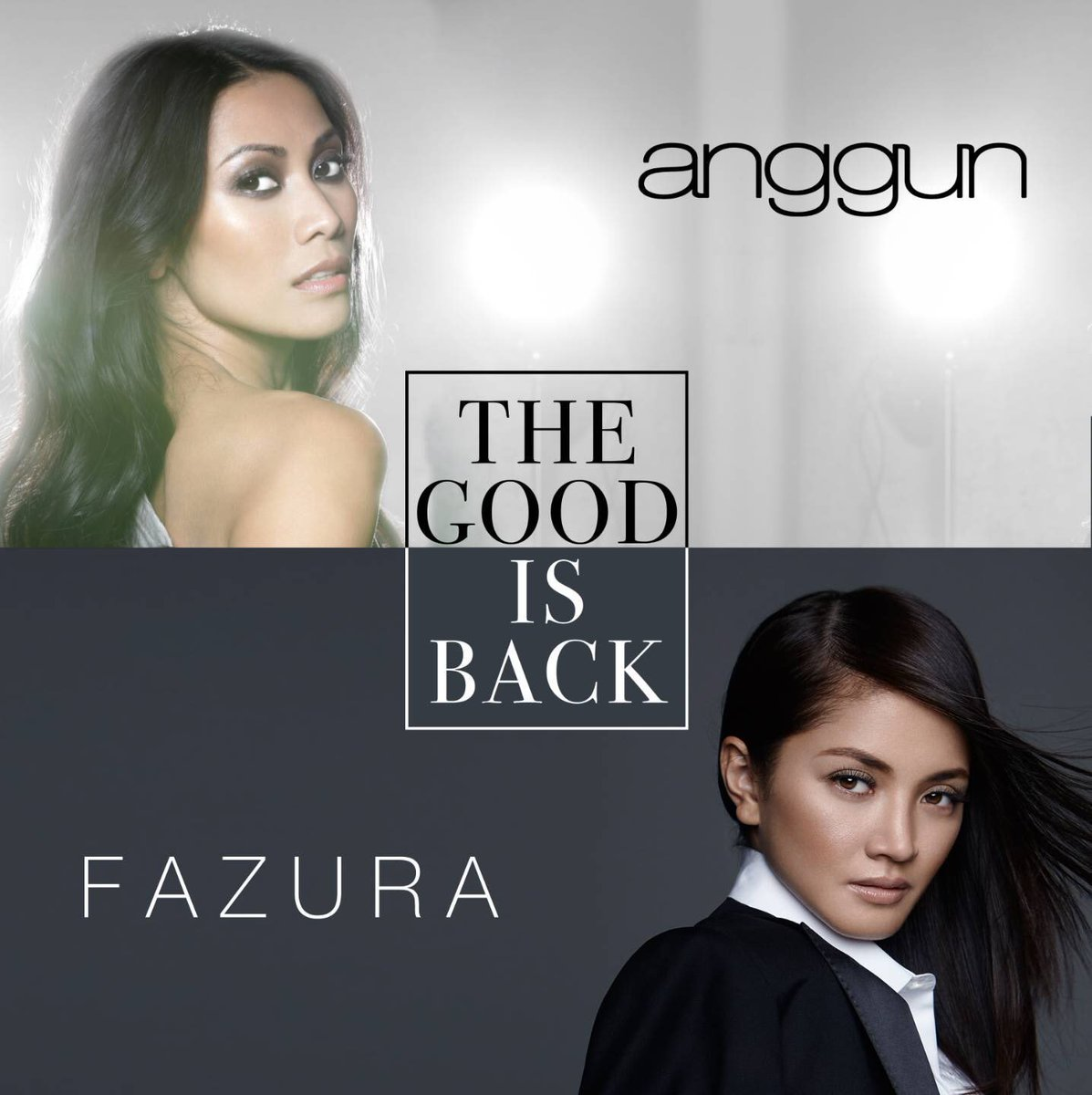 My new single #TheGoodIsBack in duet with the effervescent @missfazura 💝taken from my album #8 SPOTIFY https://t.co/zKzx0402zQ APPLE  https://t.co/QNlSomCtY9 KKBOX https://t.co/FGKvbVqVx0