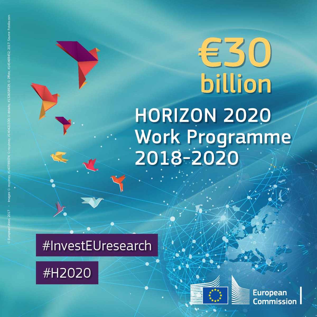 Save the date for our #H2020 Environment &amp; Resources Information Day! See you on 11 &amp; 12 September 2018 in Brussels!   http:// europa.eu/!qg93WV  &nbsp;   #H2020SC5<br>http://pic.twitter.com/TPW4ksm6El