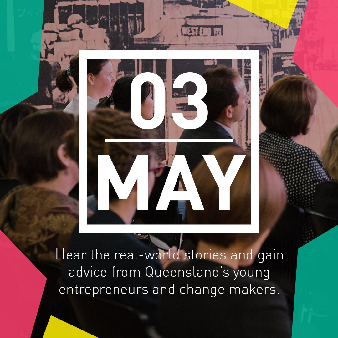 Say hello to our brand new event series- Stories from Young Entrepreneurs!  Join us on 3rd May 5:30PM to meet some incredible young #innovators #entrepreneurs and #changemakers! Get your tickets:  https:// geninstories.eventbrite.com.au  &nbsp;  <br>http://pic.twitter.com/O3MqbYtwYd