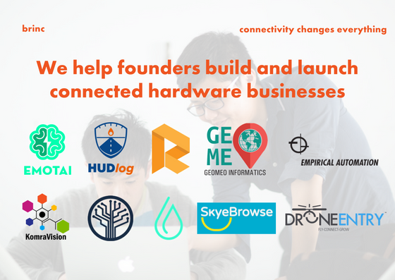 We're excited to introduce ten new companies joining our Connected Hardware and Drone &amp; Robotics accelerator programs.   For more information about our new teams, visit:  https:// blog.brinc.io/welcome-our-sp ring-2018-accelerator-teams-437a0d75e57c &nbsp; …   #Brinc #BrincMENA #Accelerator #Hardware #ConnectedHardware #Robotics #Drone #Tech <br>http://pic.twitter.com/AECuGM9Dmi