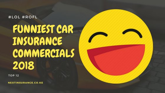 12 Most Funniest #Car_Insurance #TV #Commercials of 2018  - Insurance companies have chosen one of the most #creative ways to #advertise their products in order to engage #millennials .   https://www. nextinsurance.co.ke/blog/funniest- car-insurance-commercials-2018/ &nbsp; …  #funny #humor #laugh #videos #hillarious<br>http://pic.twitter.com/IlIEVwhM4F
