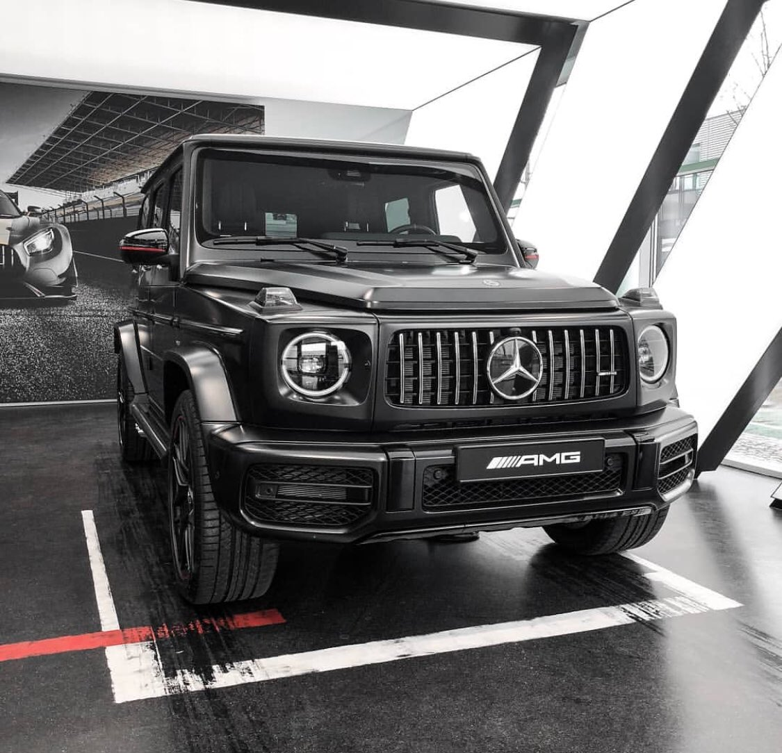 With beautiful additions to the interior and exterior, the Mercedes-AMG G 63 always demands attention from the showroom floor in Affalterbach. #MercedesAMG  #G63 #StrongerThanTime #AMG #DrivingPerformance #Power  #Mercedes #AMG #AMGShowroom via @MercedesAMG @MercedesAMGF1<br>http://pic.twitter.com/ndsqjukgZx