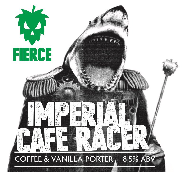 Image for Yes I know it is early, but this guy is all excited about making an appearance @FierceBarABZ today. Pouring from 6pm https://t.co/jOvxUD1rNC