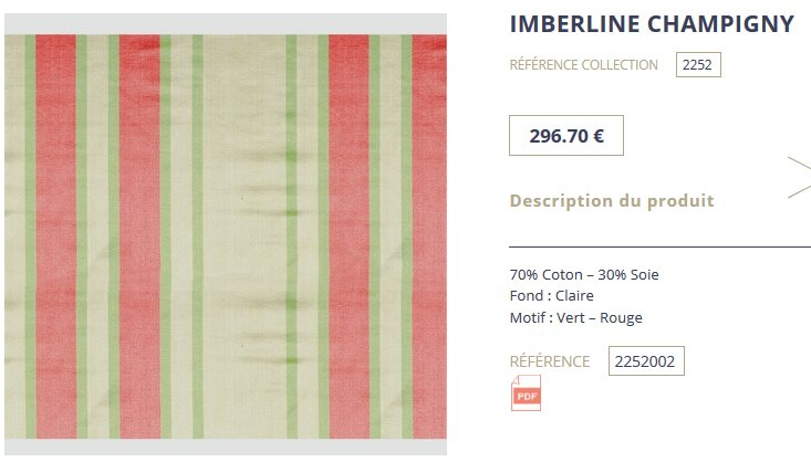 Our fabric of the week is the Imberline CHAMPIGNY.  http:// Charles-burger.com  &nbsp;   #homedecor #decoration #designer #architect #home #decor #wallpaper #fabric #fabrics #design #room #accents #decorationideas #interiordesign #furniture #fabric #curtains #interiors<br>http://pic.twitter.com/IgumA4mur6