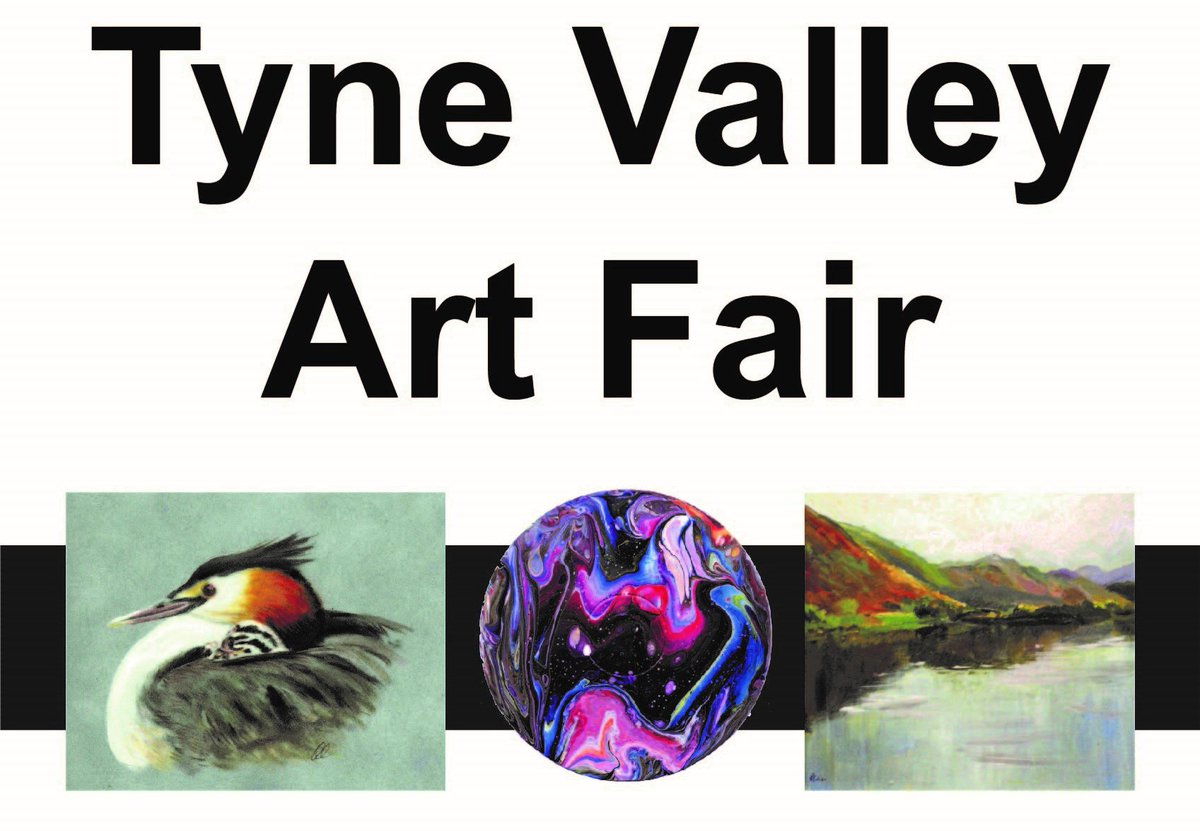 You&#39;ll find lots of affordable #art at the #TyneValley Art Fair on Sat 28 April at Trinity Methodist Church Hall, Beaumont Street #Hexham 10.30-4pm Free entry #NEFollowers #Northumberland #painting #Tynedale @Hexham_info  @hexhamevents @hexhamcourant @ProperPaintings<br>http://pic.twitter.com/rh0MTULR0w