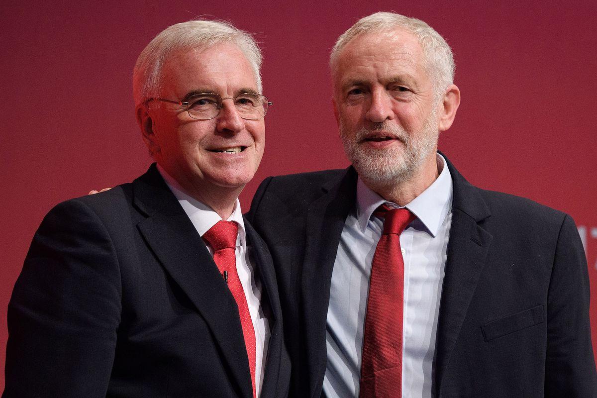 John McDonnell woos past enemies for U.K. Labour's push for power https://t.co/9EdMbDjpgr