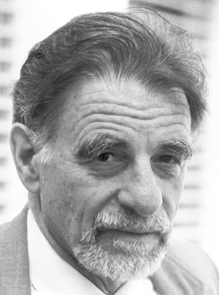 Happy 91st birthday to Nobel Laureate Alex Müller!  Müller shared the 1987 #NobelPrize in Physics with Georg Bednorz for their important break-through in the discovery of superconductivity in ceramic materials.
