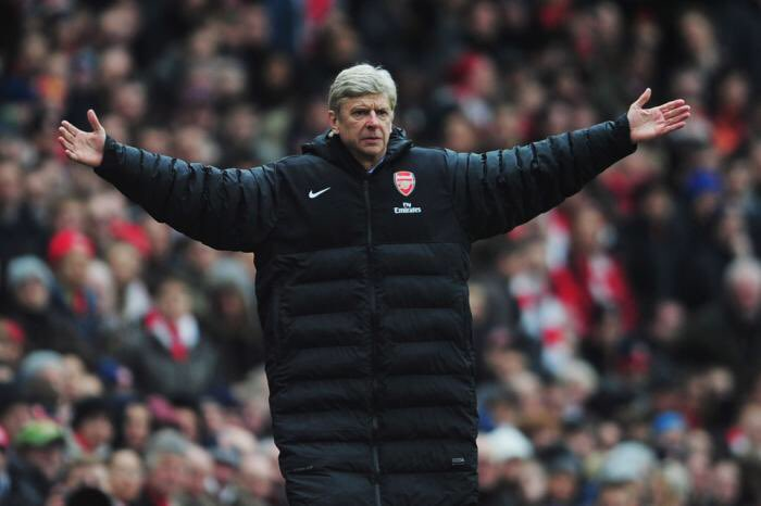 Ce style inimitable de #Wenger va tellement me manquer.. 😥