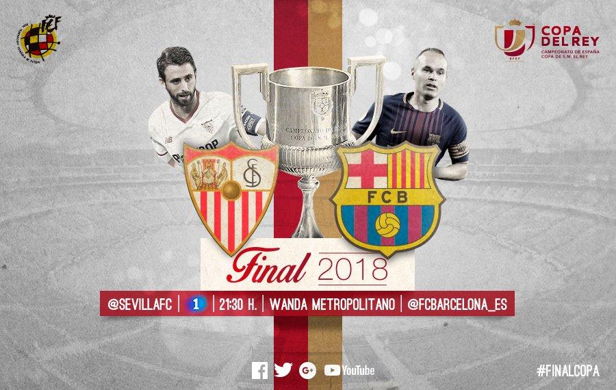 Nhận định Barca vs Sevilla: Nâng cúp lần thứ 30?