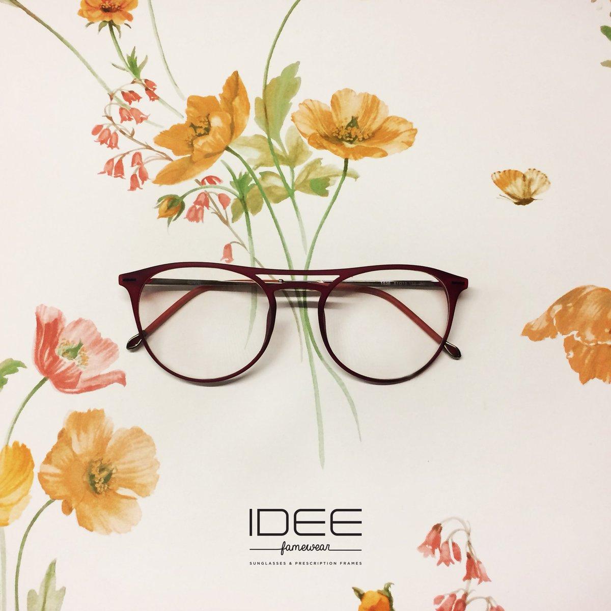 Let your style bloom with these trendy frames.  #IDEEeyewear#IDEEfamewear#Famewear#IDEE <br>http://pic.twitter.com/IPvlKIvTrN
