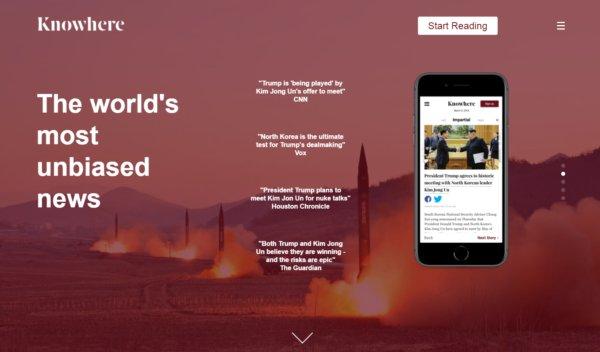 Boosté à l'intelligence artificielle, le site d'infos Knowhere promet un journalisme impartial https://t.co/Np0AEdaY3J