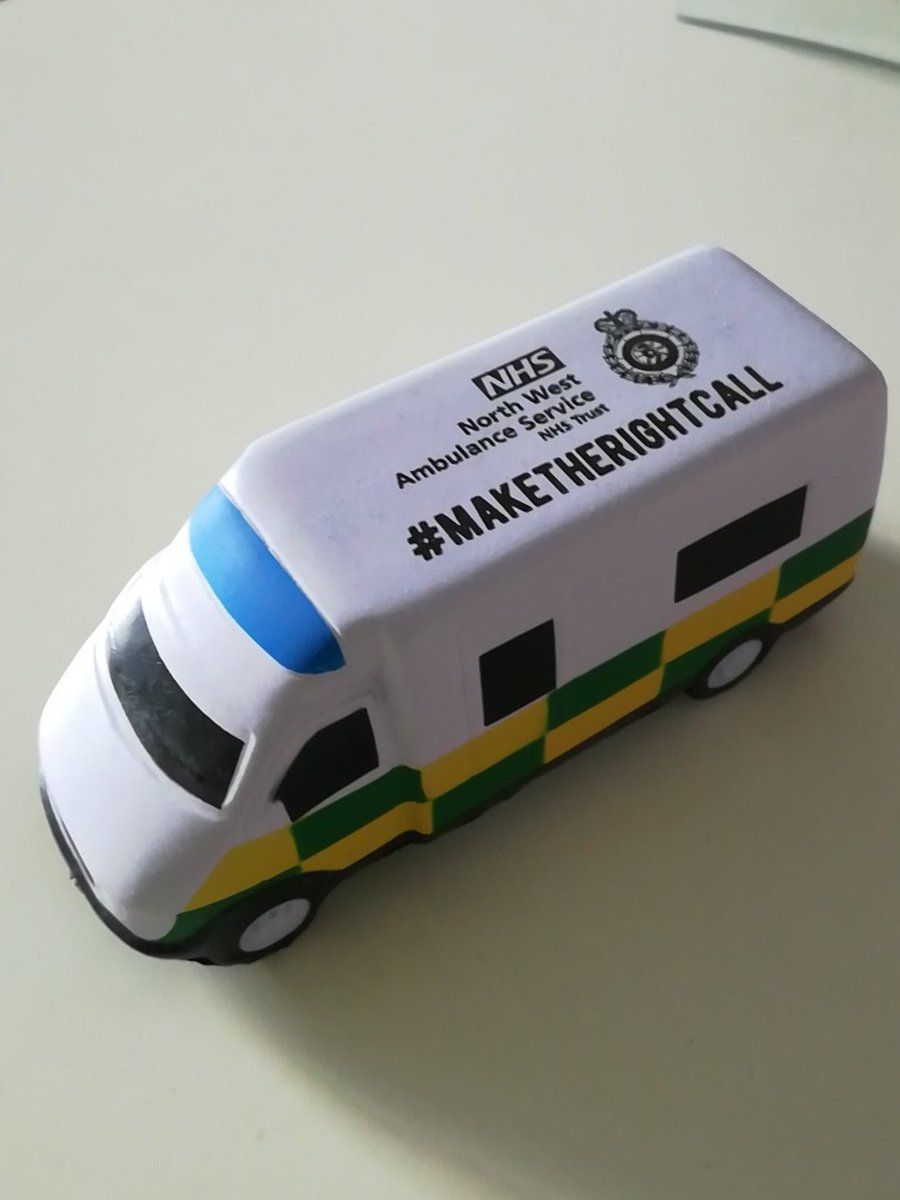 FOLLOW and RT to be in with a chance to bag this hard to get #squishy #ambulance  One to #giveaway this #FreebieFriday UK only, closes 10pm today, chosen at random. #justforfun not a #competition to #win Lucky person notified by DM, may be featured in a #tweet <br>http://pic.twitter.com/eCugQOz8AD